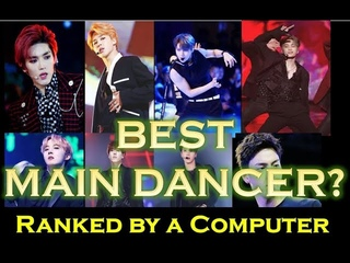 MOST CONSISTENT KPOP MAIN DANCERS ANALYSED BY A COMPUTER (machine learning)