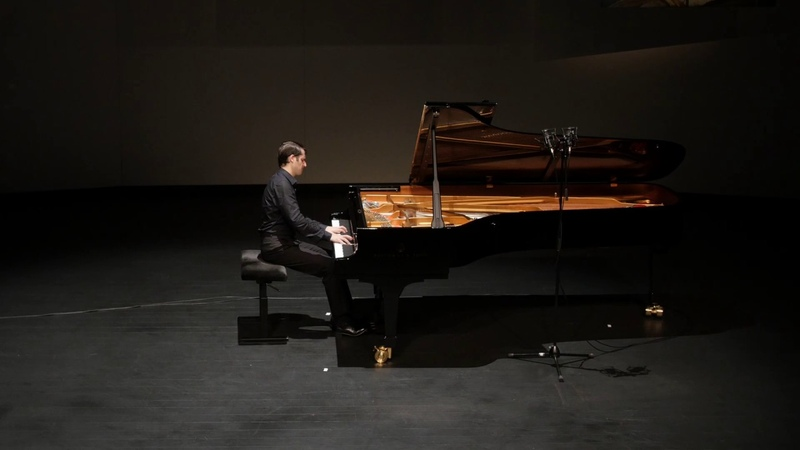 Nikita Mndoyants plays Prokofiev's Sonata Nr 7 Op 83