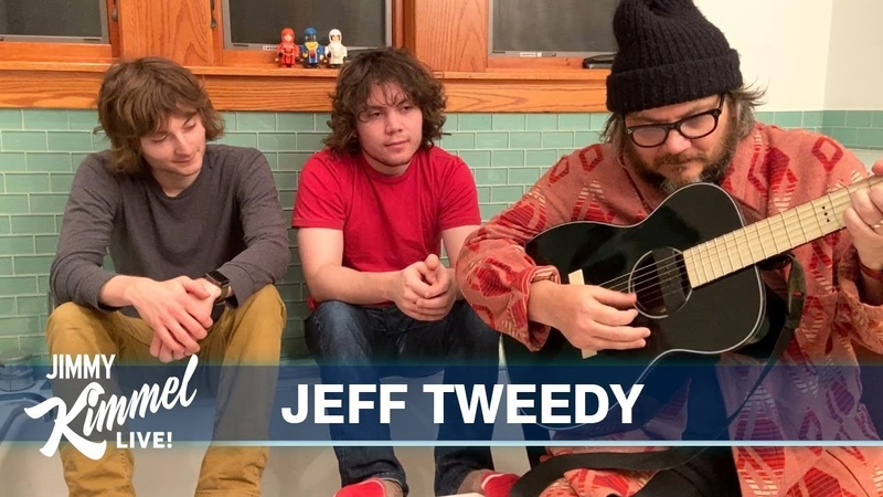 Jeff Tweedy – Live from the Lavatory (Evergreen)