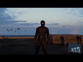 Дмитрий Бэйл Прохождение Spider-Man PS4 2018  Новые Костюмы  Человек-Паук  Вдали от Дома