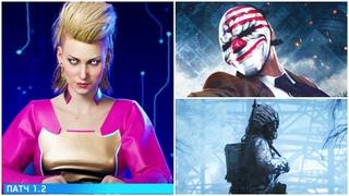 ИГРОНОВОСТИ Cyberpunk 2077 исправят. Payday 3 точно выйдет.  STALKER 2. Cartel Tycoon. Forspoken