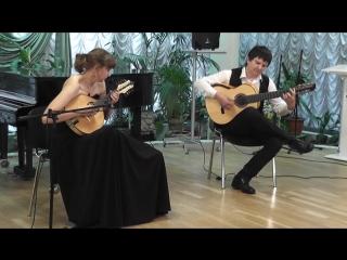 """Raiz Latina Duo - """"Historia de un Amor"""""""