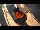 How To Convert The H45 Heater To Solid Fuel - Part 1 | Homestead Kids
