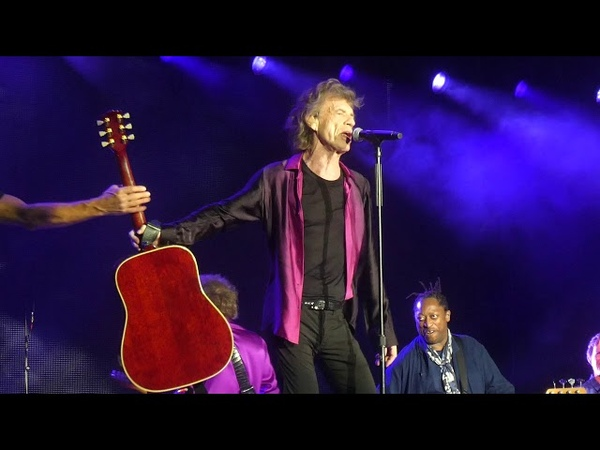 She's a Rainbow You Can't Always Get Rolling Stones@MetLife Stadium New York 8 1 19