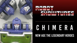 New Age The Legendary Heroes Chimera (Decepticon Reflector/Refraktor) Review & Transformation Guide