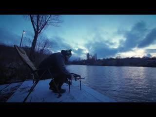 Ловля КАРАСЯ в НОЯБРЕ! Рыбалка на ФЛЭТ ФИДЕР по холодной воде..mp4