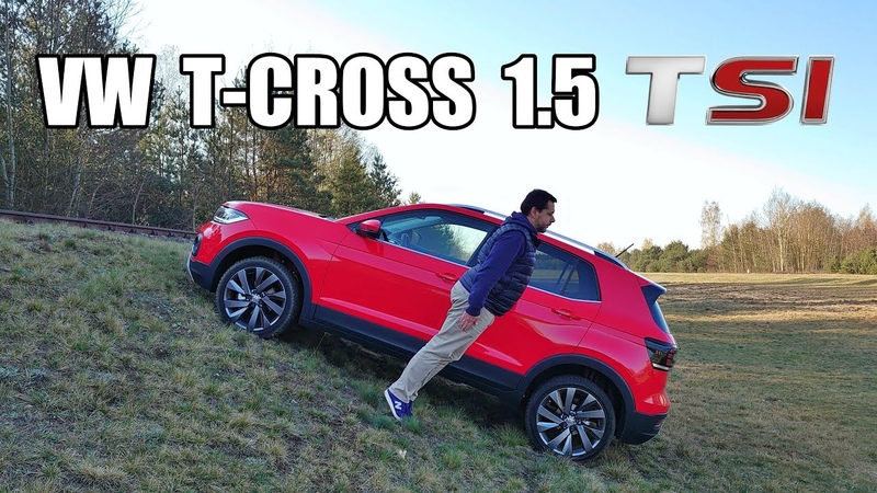 Volkswagen T Cross 1 5 TSI 150hp The One With More Oomph ENG Test Drive and Review