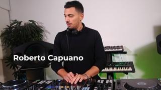Roberto Capuano - Live @ Radio Intense Barcelona
