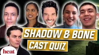 'WOW, Is That True?!': Shadow & Bone Cast See How Well They Know Each Other