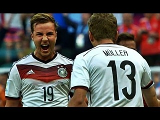 Mario Götze • Individual Highlights vs. Portugal • WC 2014 - HD