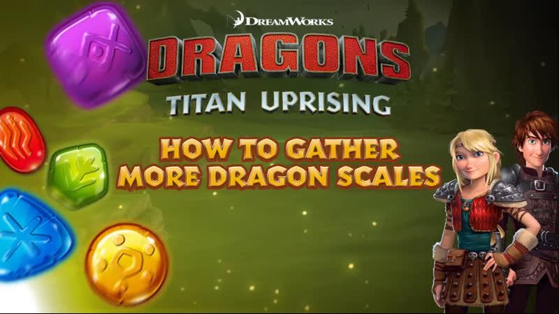 Gathering Dragon Scales