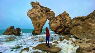 ДИКИЕ места Крыма. Прекрасные ГЕНЕРАЛЬСКИЕ ПЛЯЖИ. Как посетить Опукский заповедник в 2021 году.