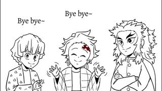 KNY Animatic: Bye Bye~