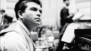 ЭМИЛЬ (САМУИЛ) ГРИГОРЬЕВИЧ ГИЛЕЛЬС, замечательный еврейский советский пианист, исполняет ФАНТАЗИЮ-ЭКСПРОМТ, соч. 66 Фридерика Шопена. Уникальная запись 1950 г.