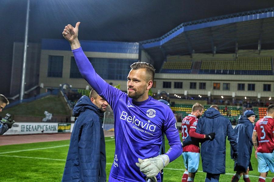 Александр Гутор ушел из брестского «Динамо»