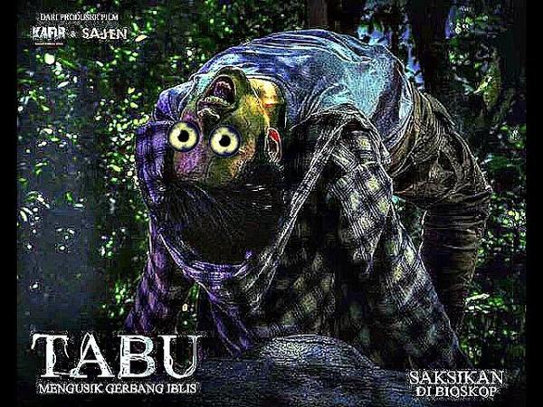 Фильм ужасов Табу 2020