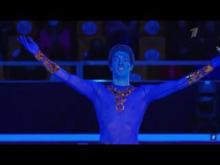 Мoриc Квuтелашвили / Moris Kvitelashvili - ISU GP Rostelecom Cup 2020, Показательные выступления