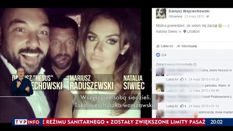 Nic Się Nie Stało Pizzagate POLIN Gwiazdy Elity TVN Pedofile Wojewódzki Nergal Zanussi Chyra