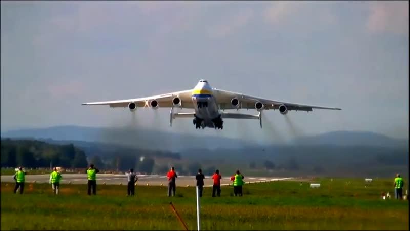 Самый большой самолёт в мире