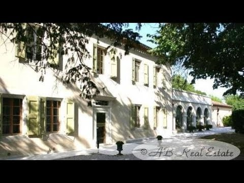 2389 Castres area Romantic stylish renovated 7 bedroom Manor House for sale