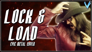 Devil May Cry - Lock & Load [EPIC METAL COVER] (Little V)