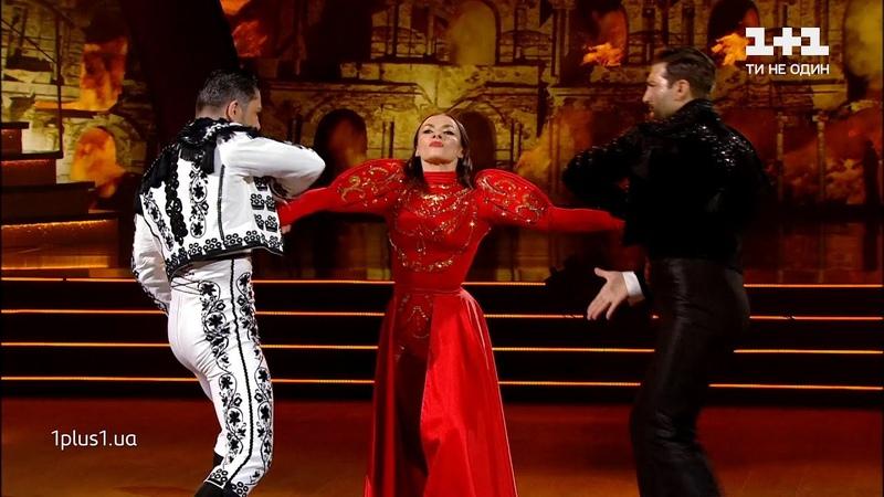 Надія Мейхер, Кирило Васюк та Даніель Салем – Пасодобль – Танці з зірками 2020