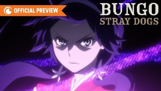 Bungo Stray Dogs 3rd Season   OFFICIAL PREVIEW