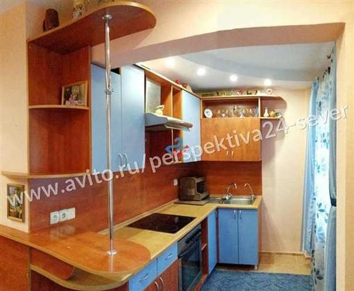 квартира в панельном доме Орджоникидзе 22