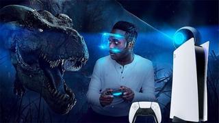 Sony анонсировала новый PSVR 2 шлем для PlayStation 5
