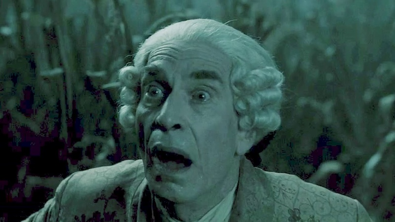 Сонная лощина часть 1 фильм 1999 мистический триллер хороший ужас