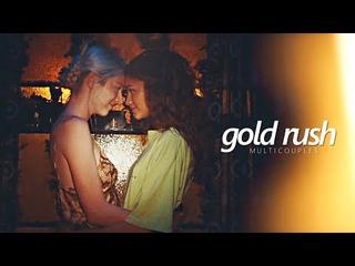 Multicouples   Gold Rush [HBD @katyazhuravlik!]