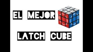COMO HACER UN LATCH CUBE | MODIFICACION DE UN 3X3