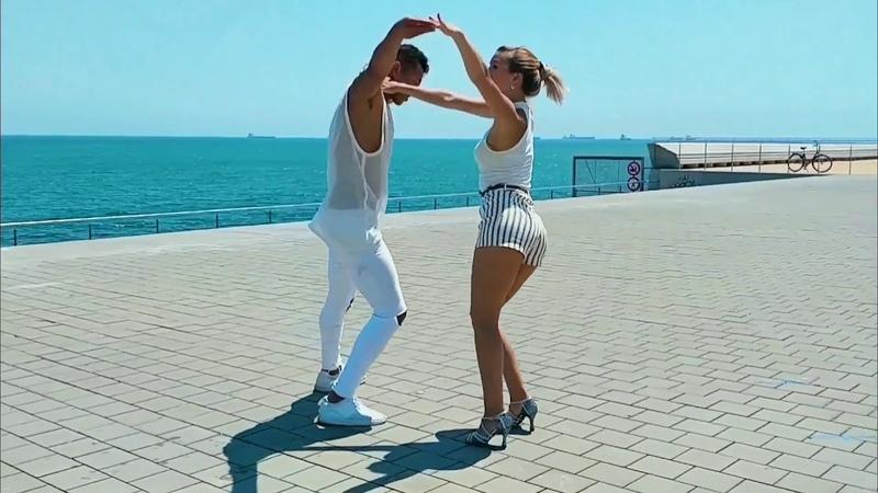 Señorita Bachata Remix - Dj Tronky Judit Yexy Jr. Bachata Dance