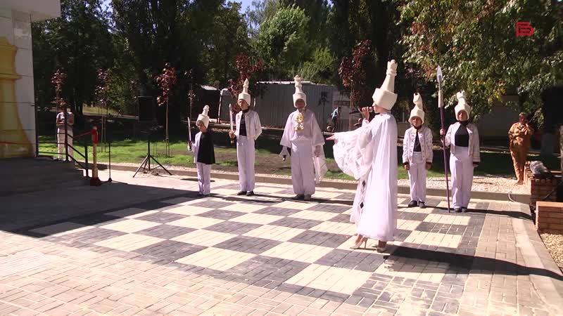В Белгороде открылся шахматный клуб Белая королева