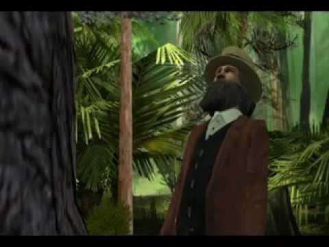 Затерянный мир The Lost World The Movies game Machinima