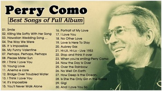 Best Songs of  Perry Como - Perry Como Greatest Hits Full Album