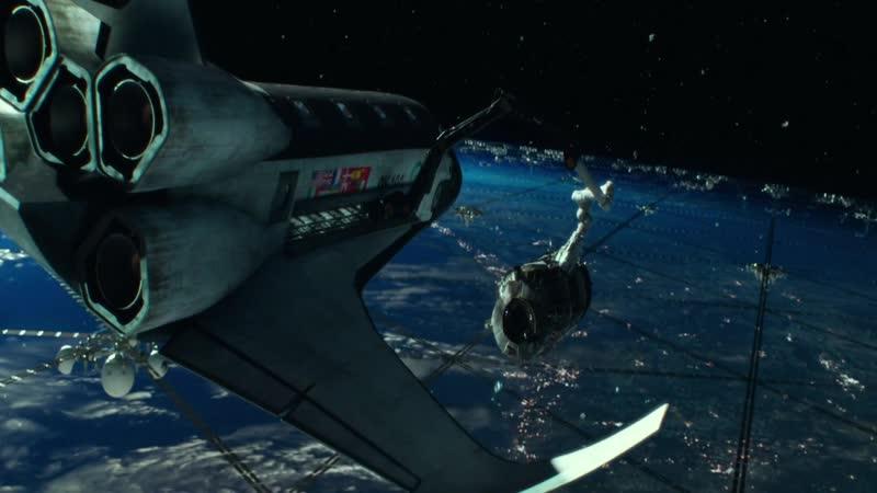 Космонавты спаслись в последний момент