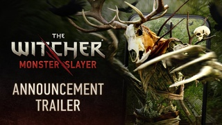 The Witcher: Monster Slayer — Announcement Trailer