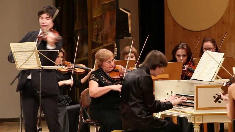 Максим Емельянычев Айлен Притчин и Volga Philharmonic