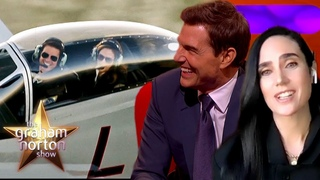 Tom Cruise Helped Jennifer Connelly Overcome Her Fear Of Flying on 'Top Gun: Maverick'