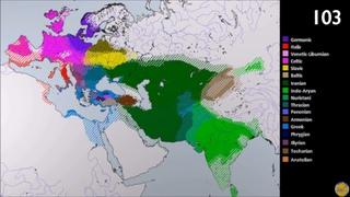 Spread of the Indo-European Languages in Eurasia