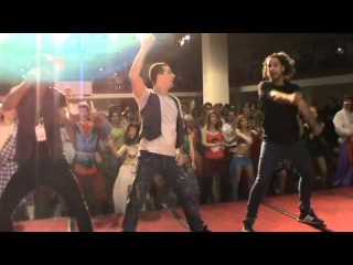 Russian Zouk Congress 2014!!! Dance together with Xandy Liberato, Jorge Peres and Jorge Maryano