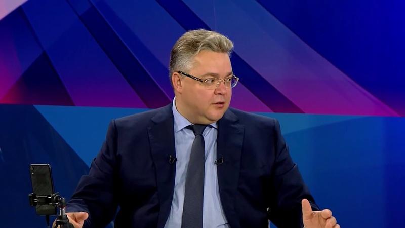 Анонс «Прямой линии» губернатора Ставропольского края 16 декабря