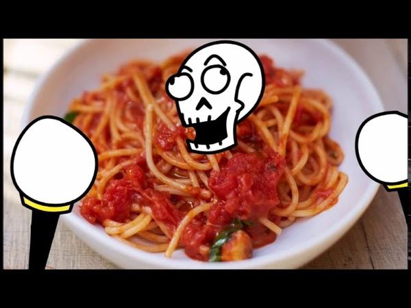 Papyrus Spaghetti Meme