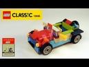 LEGO CLASSIC 10696: 1942 MB WILLYS USN 1942 Военный джип ВИЛЛИС МБ