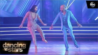 AJ McLean's Jive – Dancing with the Stars