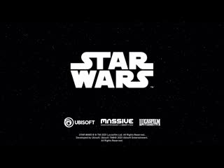 Ubisoft x Lucasfilm Games - Star Wars