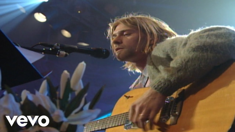 Nirvana - The Man Who Sold The World (Live On MTV Unplugged, 1993 Unedited)