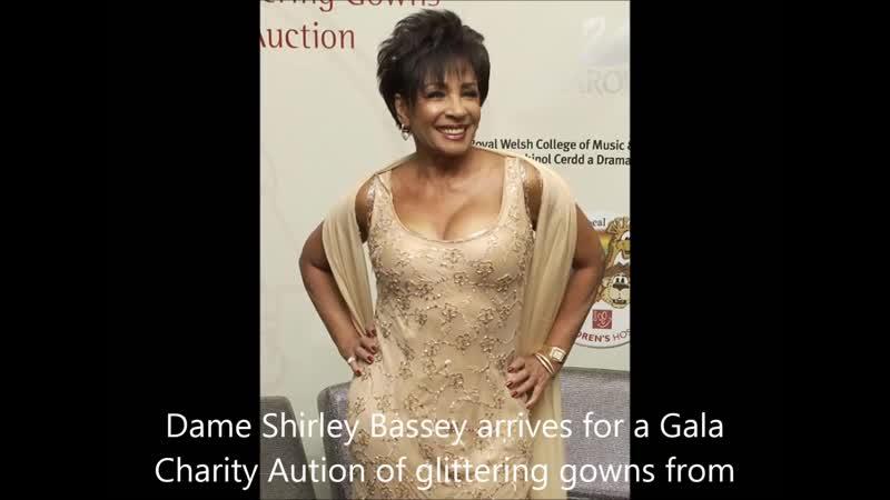 Shirley Bassey -. Where Do I Begin Love Story