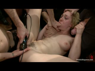 PublicDisgrace - Lily LaBeau -(Gorgeous 20 Year old Blonde Fucked and Degraded) 3